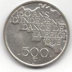 500 Franc 1980 FR – CuNi/Ag