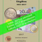 Catalogus van Belgische Numismatische Uitgiften