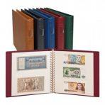 Lindner 2810 Bankbiljetten album