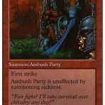 Ambush Party – 5th Edition