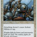 Ardent Militia – 7th Edition