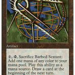 Barbed Sextant – 5th Edition
