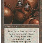 Brass Man – 4th Edition