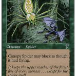 Canopy Spider – 7th Edition