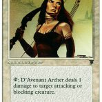 D'Avenant Archer – Chronicles