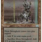 Ebon Stronghold – 6th Edition