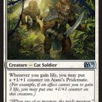 Ajani's Pridemate – Magic 2011