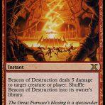 Beacon of Destruction – 10th Edition