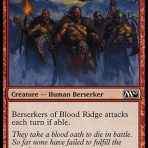 Berserkers of Blood Ridge – Magic 2010