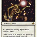 Blinking Spirit – 9th Edition