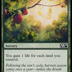 Bountiful Harvest – Magic 2010