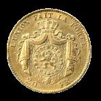 20 Fr gouden Leopold II