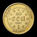 50 ECU gouden munt