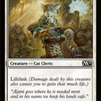 Ajani's Sunstriker – Magic 2013