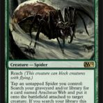 Arachnus Spinner – Magic 2012