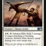 Arbalest Elite – Magic 2012