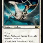 Archon of Justice – Magic 2012