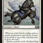 Armored Warhorse – Magic 2012