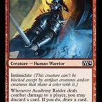 Academy Raider – Magic 2014