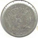 2 Francs 1867 – Wiener – Type 1