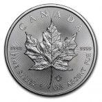 Canada – MAPLE LEAF 2017 – 1oz (Silver)
