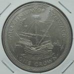 1 Crown – Millennium of Tynwald (1979) – Isle of Man