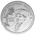 10 Euro 2009 – Erasmus (proof – Silver)