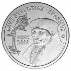 10 Euro 2009 – Erasmus (proof – Silver)