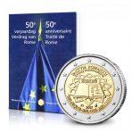2 euro 2007 – Verdrag van Rome (FDC)