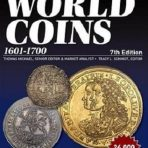 Standard catalog of world coins, 1601-1700, 7th Edition